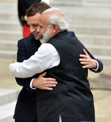 Macron and Modi: What France Can Do For India and What India Can Do For France