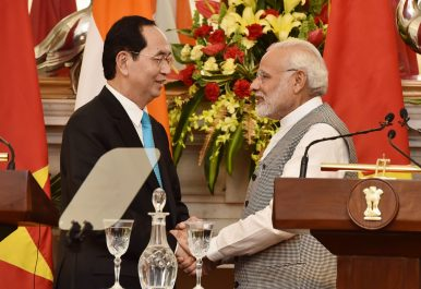 India, Vietnam Tout International Law, Freedom of Navigation in South China Sea