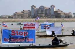 The Unfolding Mekong Development Disaster