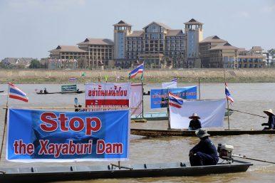 The Unfolding Mekong Development Disaster