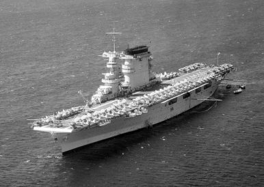 Remembering USS Lexington's Story in the Pacific War