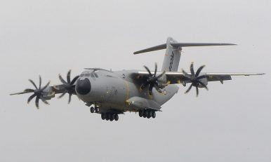 Where Is Indonesia's New A400M Military Aircraft Deal?