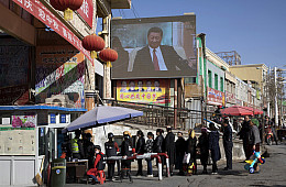 In Xinjiang, China's 'Neo-Totalitarian' Turn Is Already a Reality