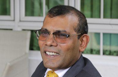 Mohamed Nasheed on the Maldives Crisis