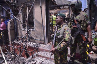 Sri Lanka's Anti-Muslim Violence