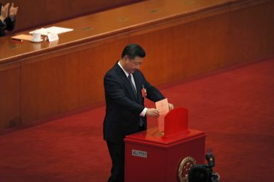 Xi Jinping and China's Return to One-Man Rule