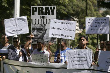 Rohingya Crisis Demands Australian Leadership on Human Rights