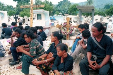 How Australia Covered Up East Timor's Suffering