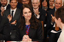 New Zealand's Ardern Tours Polynesia, What About the Politics?