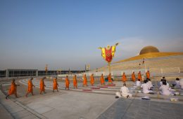 Makha Bucha: Making Merit in Thailand