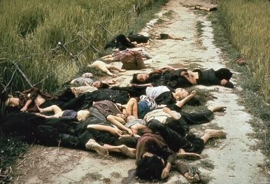 The My Lai Massacre and How to Write About War