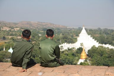 Beware Myanmar's New Information War