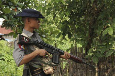 Myanmar's Buddhist Rakhine Rebels