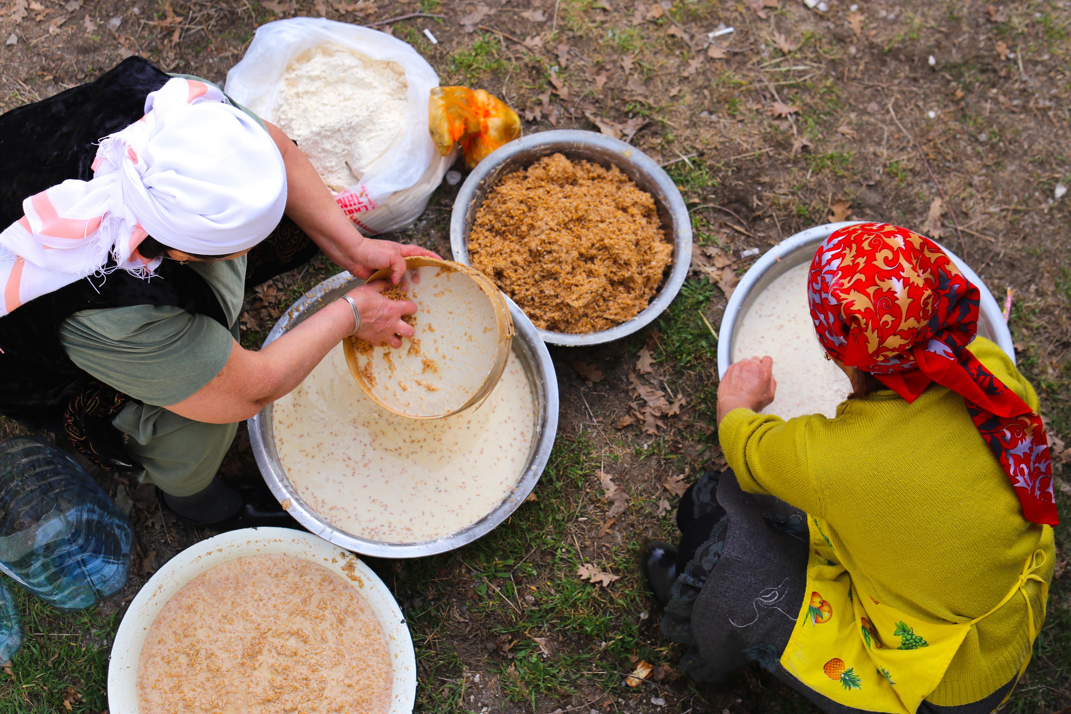 Kok Boru and Nowruz in Kyrgyzstan