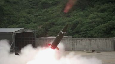 South Korea to Deploy Korea Tactical Surface-to-Surface Missile in Fall 2018: Report