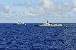 After US FONOP, China Intensifies Military Drills in South China Sea