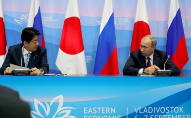 Why Are US Allies Japan and South Korea Drawing Closer to Russia?
