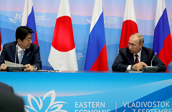 Japan in the Russian Arctic
