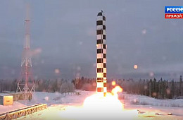 Russia to Test Fire RS-28 Sarmat ICBM in Early 2019