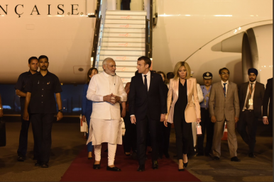 From Sea to Space: India and France Deepen Security Cooperation