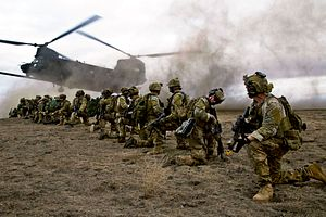 Is the US Suffering a 'War Gap'?