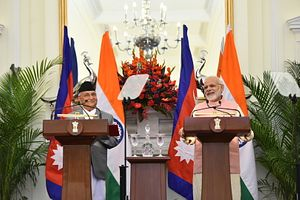 How India Can Beat China in Nepal