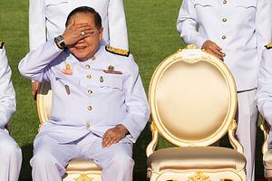 Corruption in Thailand: Running in Place