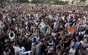 What Does the Pashtun Tahafuz Movement Want?