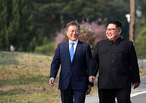 South Korea's Strategy Is Engagement