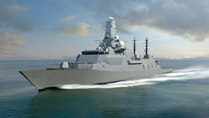 Britain Will Build Australia's Future Frigate