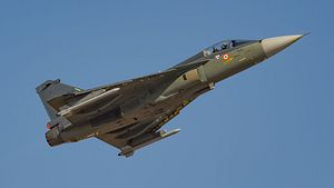 India Selects Israeli Radar and Electronic Warfare Suite For Tejas Light Combat Aircraft