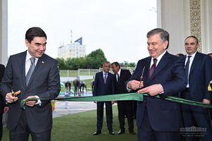Uzbekistan Agrees to 'Take Part' in TAPI