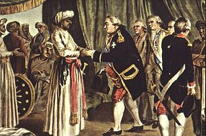 The Last Time the US and India Were This Aligned? 1780