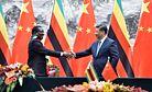 China Renews 'All Weather Friendship' With Zimbabwe's New President
