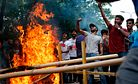 Bangladesh's Students Back on the Streets in Protest