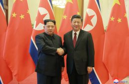 Xi Jinping Takes Center Stage Ahead of Korean Peninsula Denuclearization Diplomacy