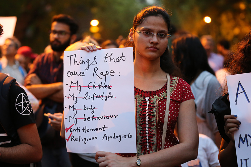 India's Outrage Over Gang Rape, Murder of 8-Year-Old Girl