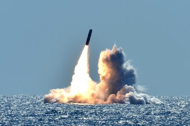 US Sub Test Fires 2 Ballistic Missiles in Pacific Ocean