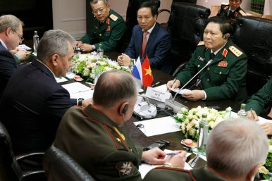 What's in Russia's New Military Facility in Vietnam?