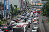 Indonesia's Traffic Woes