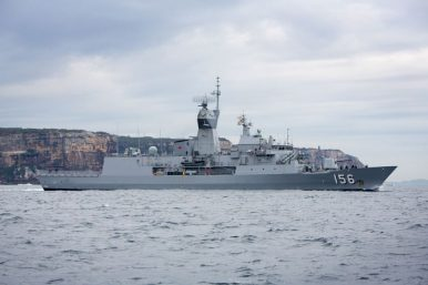South China Sea: Australian Navy Vessels En Route to Vietnam Received Warnings From Chinese Navy