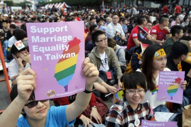 Imperfect Democracy: The Way for Marriage Equality in Taiwan