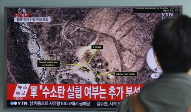 North Korea's Nuclear Test Site Has Collapsed: Chinese Scientists