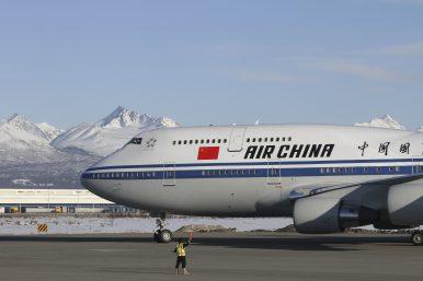 China's Arctic Ambitions in Alaska