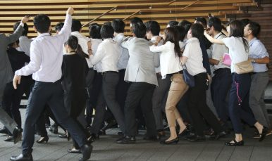 Japan's Finance Ministry Sexual Harassment Scandal Sparks National Wake Up Call