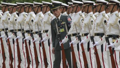 Looking Beyond 1 Percent: Japan's Security Expenditures