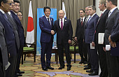 A New Cold War With Russia Forces Japan to Choose Sides
