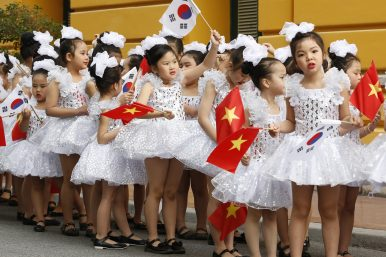 More South Koreans Are Learning Vietnamese. Why?