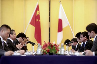 China-Japan Reset Continues With High-Level Economic Talks