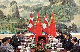 The China - India - Nepal Triangle